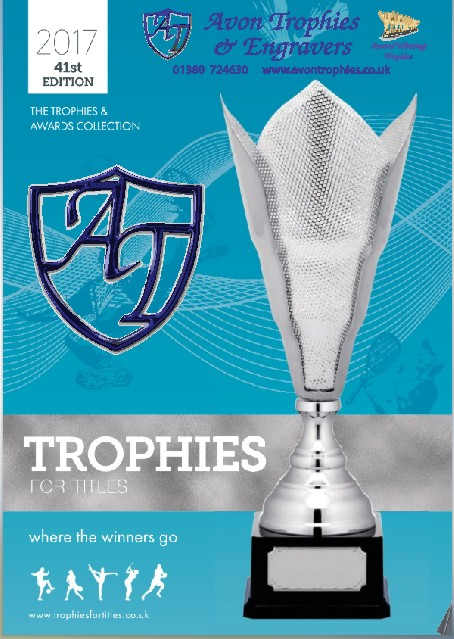Trophies for titles 2017